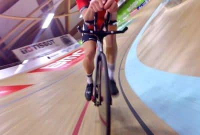 Rohan Dennis Track